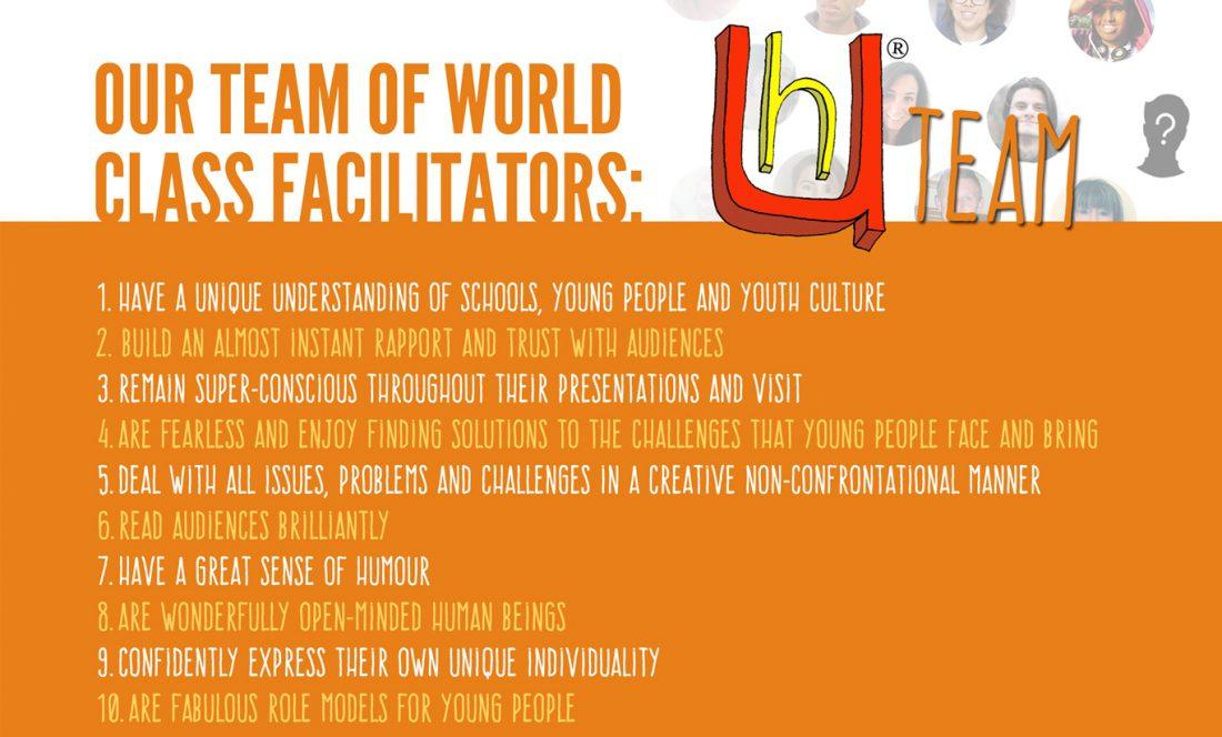 world class facilitators